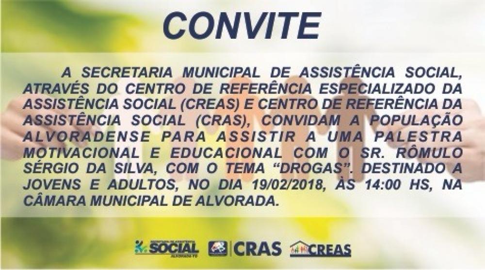 Secretaria Municipal De Assistência Social Realizará